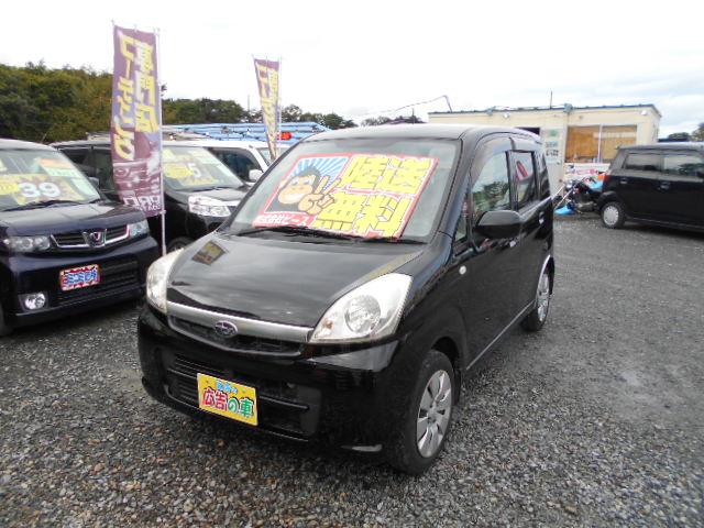 格安車 ステラ AT 平成18年式 車検2年付 陸送無料 福島県相馬市発‼のサムネイル