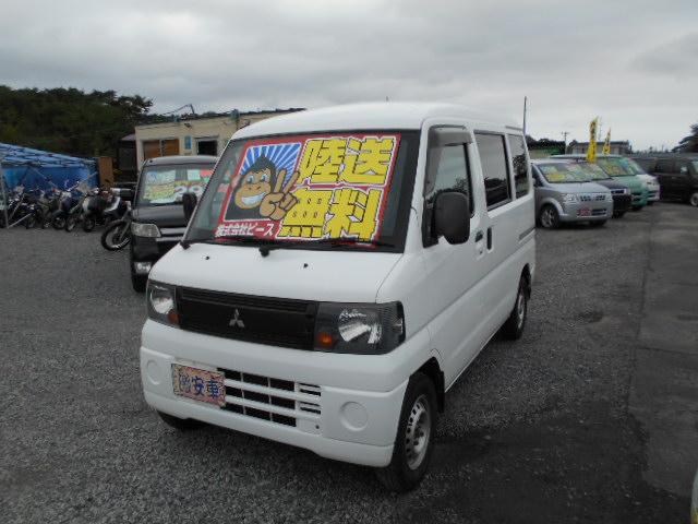格安車 ミニキャブ・バン 5MT 4WD 平成21年式 陸送無料 福島県相馬市発‼のサムネイル