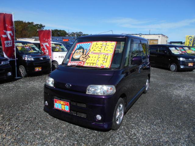 格安車 タント AT 平成16年式 車検2年付 陸送無料 福島県相馬市発‼のサムネイル