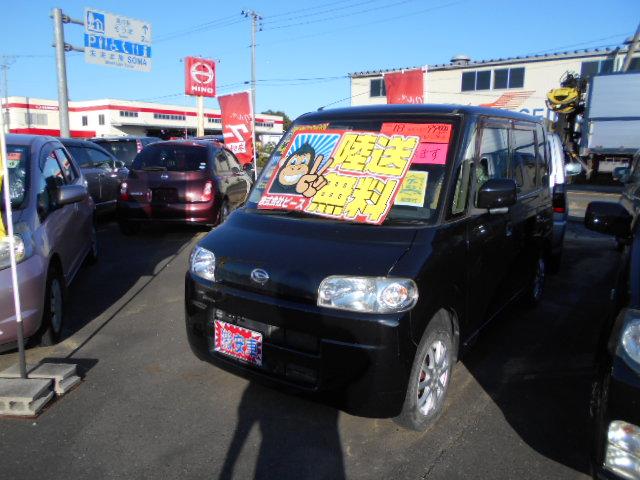 格安車 タント AT 平成17年式 車検2年付 陸送無料 福島県相馬市発‼のサムネイル