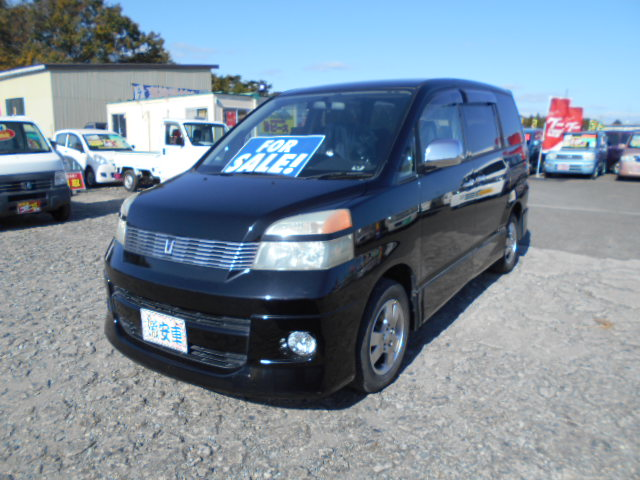 節約車コーナー ヴォクシー 2000㏄ 平成17年式 車検2年付 福島県相馬市発‼のサムネイル