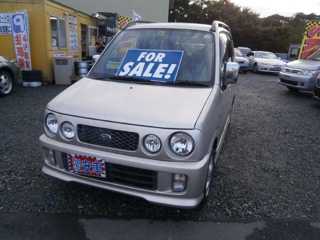 激安車 ムーヴ・カスタム AT 11年式 車検無し 福島県相馬市発‼のサムネイル