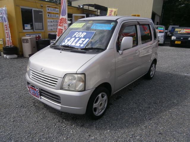 激安車 ワゴンR AT 15年式 車検無し 福島県相馬市発‼のサムネイル