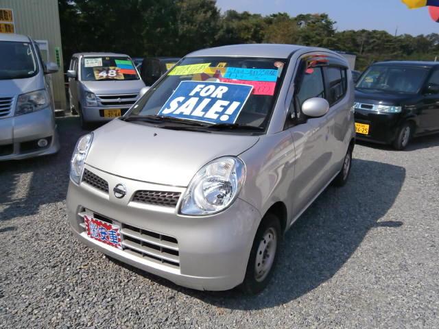 激安車 モコ AT 21年式 車検無し 福島県相馬市発‼のサムネイル