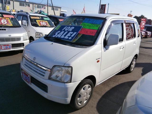 激安車 ワゴンR AT 13年式 車検28年12月 福島県相馬市発‼のサムネイル