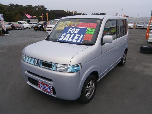激安車 ザッツ AT 14年式 車検27年9月 福島県相馬市発‼のサムネイル