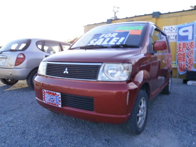 激安車 EKワゴン 13年式 AT 車検無し 福島県相馬市発‼のサムネイル