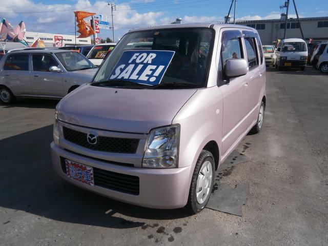 激安車 AZワゴン AT 16年式 車検28年11月 福島県相馬市発‼のサムネイル