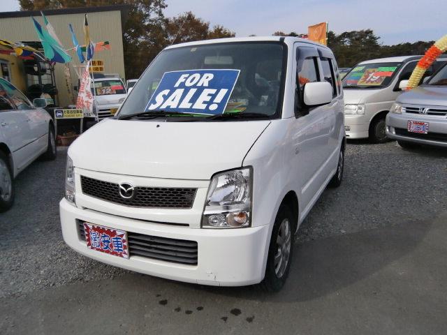 激安車 AZワゴン AT 17年式 車検28年11月 福島県相馬市発‼のサムネイル