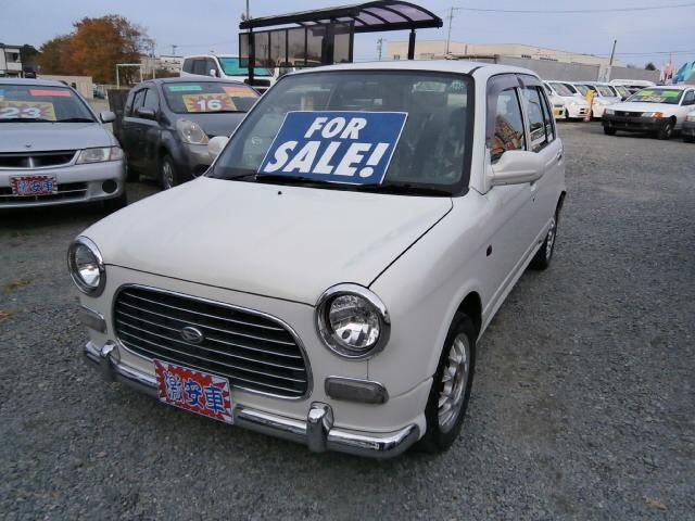 激安車 ミラジーノ 5F 4WD 11年式 車検無し 福島県相馬市発‼のサムネイル