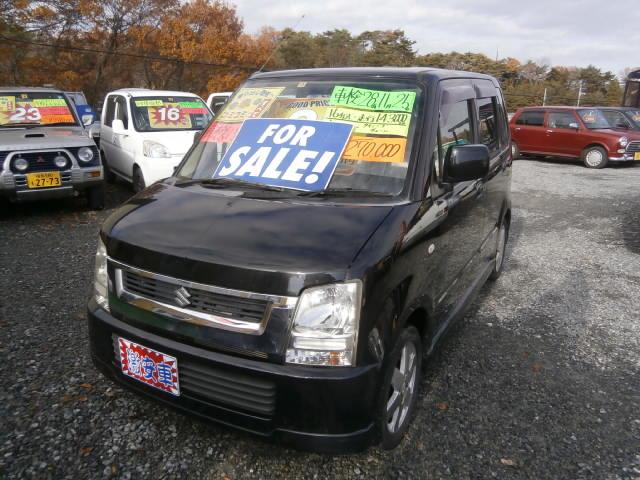 激安車 ワゴンR 16年式 AT 車検28年11月 福島県相馬市発‼のサムネイル