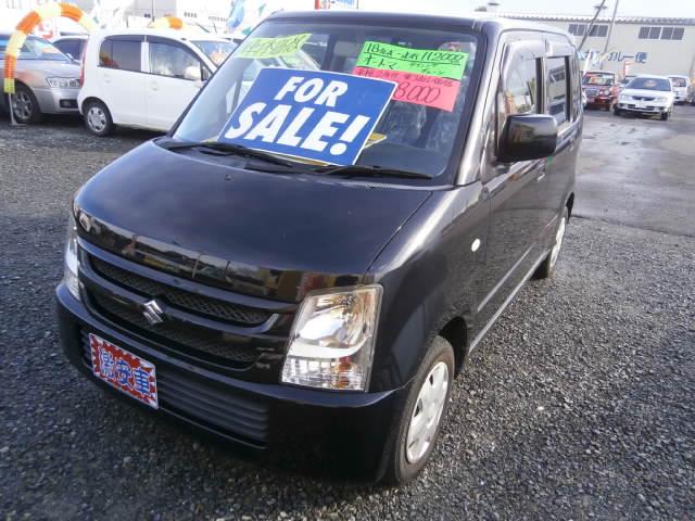 激安車 ワゴンR AT 18年式 車検29年8月 福島県相馬市発‼のサムネイル