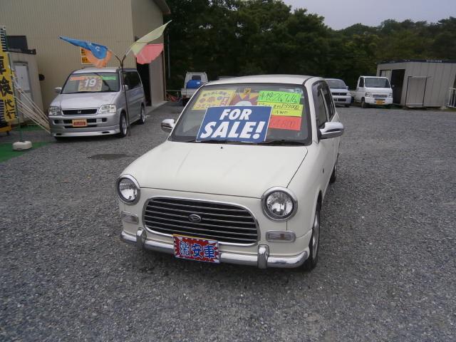 激安車 ミラジーノ AT 4WD 車検26年7月!のサムネイル