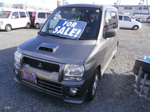 激安車 トッポBJ AT 4WD 12年式 車検無し 福島県相馬市発‼のサムネイル