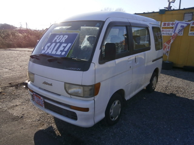 激安車 アトレーバン 5MT 4WD 8年式 車検無し 福島県相馬市発‼のサムネイル