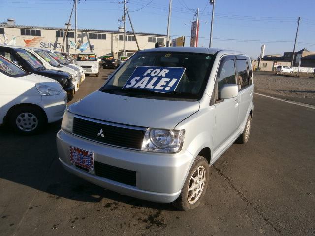 初売り‼ ekワゴン AT 13年式 車検無し 福島県相馬市発‼のサムネイル