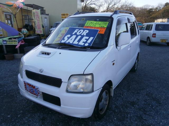 初売り‼ ワゴンR AT 12年式 車検無し 福島県相馬市発‼のサムネイル