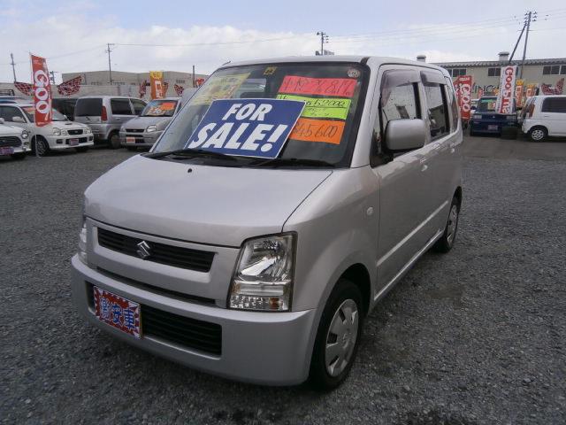 激安車 ワゴンR AT 16年式 車検27年8月 福島県相馬市発‼のサムネイル