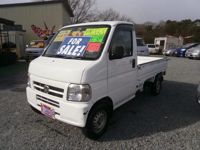 激安車 アクティトラック 13年式 車検27年4月 福島県相馬市発‼のサムネイル
