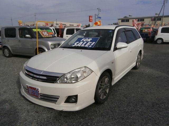 激安車 ウイングロード 1500cc 16年式 車検無し 福島県相馬市発‼のサムネイル