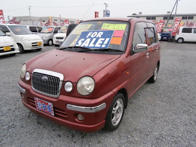 激安車 プレオ・ネスタ AT 12年式 車検27年8月 福島県相馬市発‼のサムネイル
