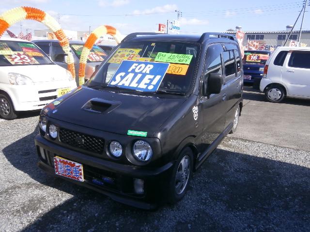 激安車 ムーヴ・カスタム ターボ 11年式 車検28年2月 福島県相馬市発‼のサムネイル