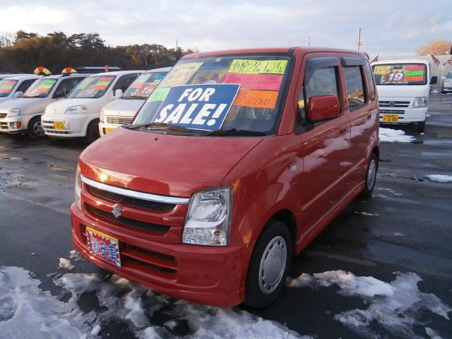 激安車 ワゴンR AT 18年式 車検29年1月 福島県相馬市発‼のサムネイル