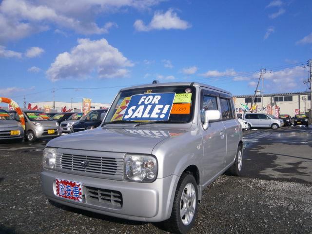 激安車 ラパン AT 4WD 14年式 車検無し 福島県相馬市発‼のサムネイル