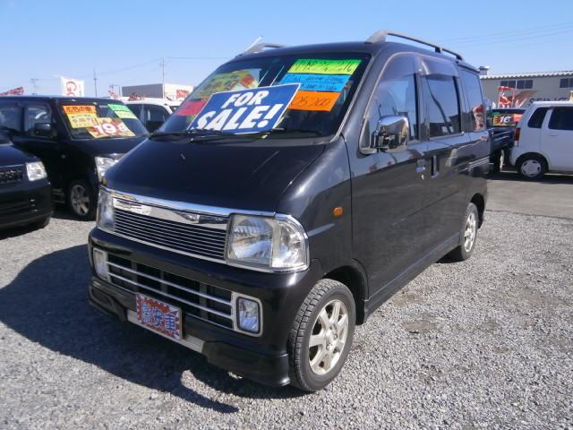 激安車 アトレーワゴン AT 4WD 12年式 車検29年2月 福島県相馬市発‼のサムネイル