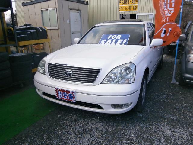激安車 セルシオ 4300cc 13年式 車検無し 福島県相馬市発‼のサムネイル