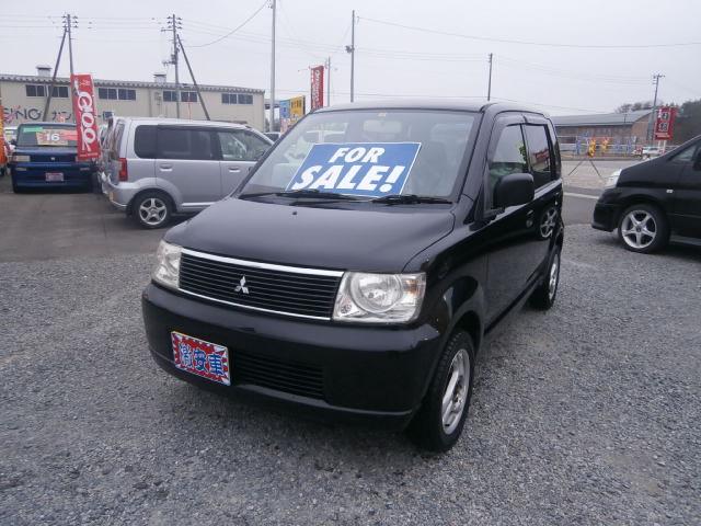 激安車 ekワゴン AT 13年式 車検29年3月 福島県相馬市発‼のサムネイル
