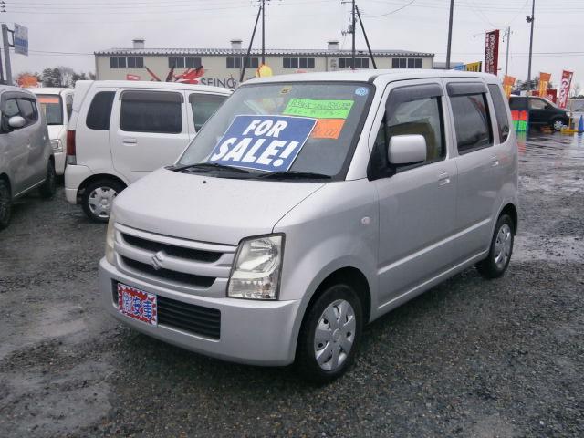 激安車 ワゴンR AT 18年式 車検無し 福島県相馬市発‼のサムネイル