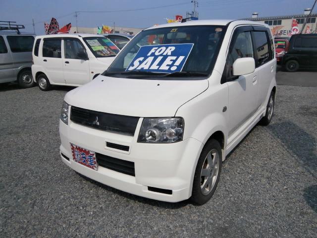激安車 EKスポーツ 4WD AT 16年式 車検無し 福島県相馬市発‼のサムネイル