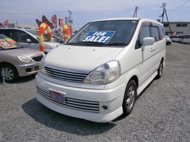 激安車 セレナ・ライダー 2000cc 14年式 車検30年4月 福島県相馬市発‼のサムネイル
