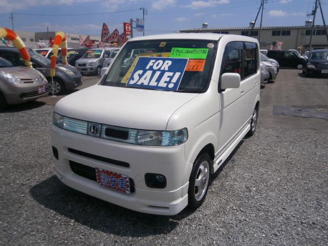 激安車 ザッツ AT 14年式 車検無し 福島県相馬市発‼のサムネイル