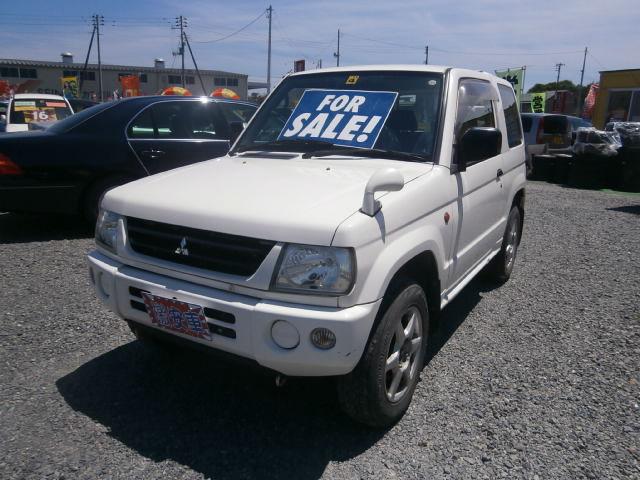 激安車 パジェロミニ 14年式 5MT 4WD 車検無し 福島県相馬市発‼のサムネイル