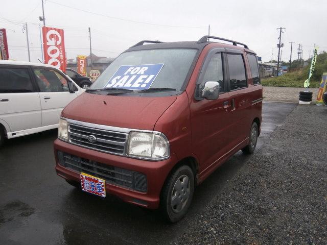 激安車 アトレーワゴン 12年式 AT 車検29年6月 福島県相馬市発‼のサムネイル