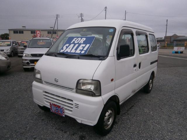 激安車 エブリィバン 14年式 5MT 4WD 車検28年7月 福島県相馬市発‼のサムネイル