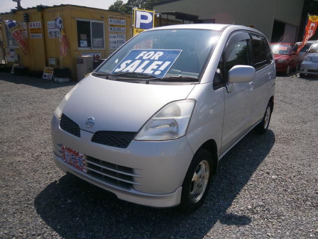 激安車 モコ 16年式 AT 4WD 車検29年6月 福島県相馬市発‼のサムネイル