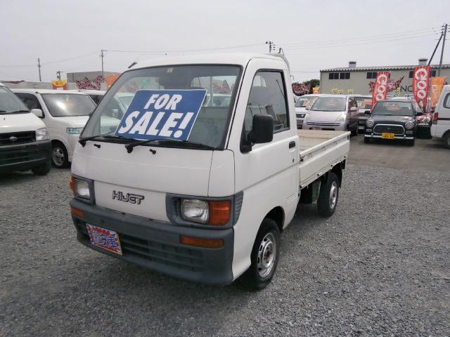 激安車 ハイゼットトラック 9年式 車検29年6月 福島県相馬市発‼のサムネイル