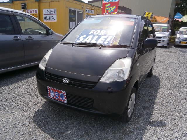激安車 MRワゴン AT 15年式 車検28年6月 福島県相馬市のサムネイル
