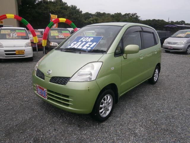 激安車 モコ 14年式 AT 車検29年7月 福島県相馬市発‼のサムネイル