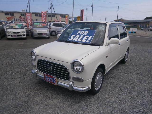 激安車 ミラジーノ 12年式 AT 車検29年7月 福島県相馬市発‼のサムネイル