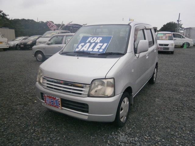激安車 ワゴンR 14年式 AT 車検29年8月 福島県相馬市発‼のサムネイル