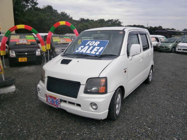 激安車 ワゴンR 12年式 AT 4WD 車検29年1月 福島県相馬市発‼のサムネイル