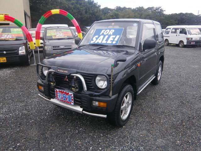 激安車 パジェロミニ 7年式 AT 車検28年12月 福島県相馬市発‼のサムネイル