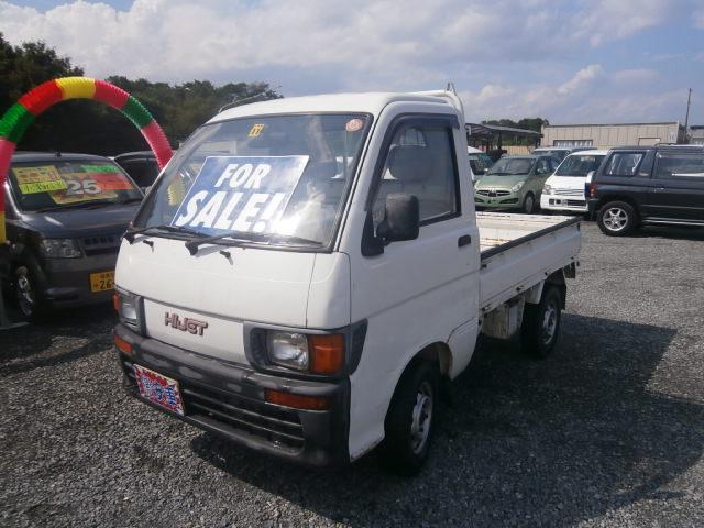 激安車 ハイゼットトラック 7年式 5MT 4WD 車検27年11月 福島県相馬市発‼のサムネイル