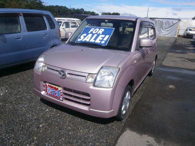 激安車 キャロル 18年式 AT 4WD 車検29年9月 福島県相馬市発‼のサムネイル