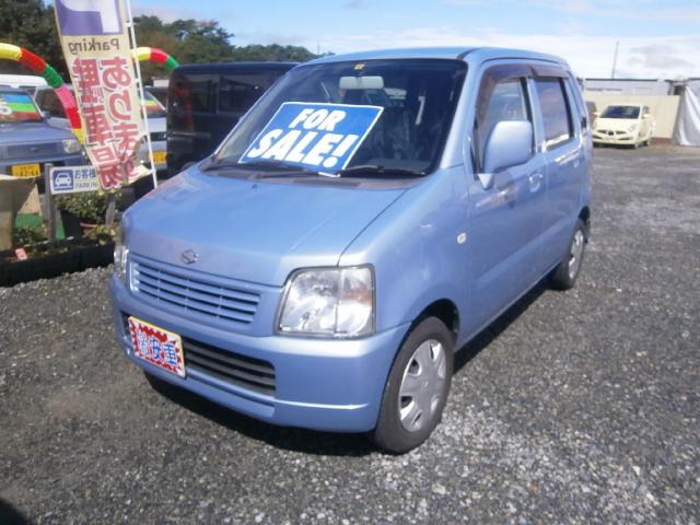 激安車 ワゴンR 14年式 AT 車検29年9月 福島県相馬市発‼のサムネイル