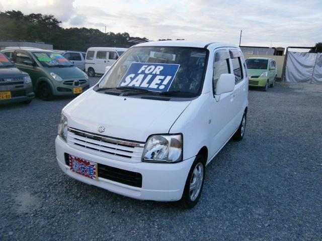 激安車 ワゴンR 14年式 AT 車検29年10月 福島県相馬市発‼のサムネイル